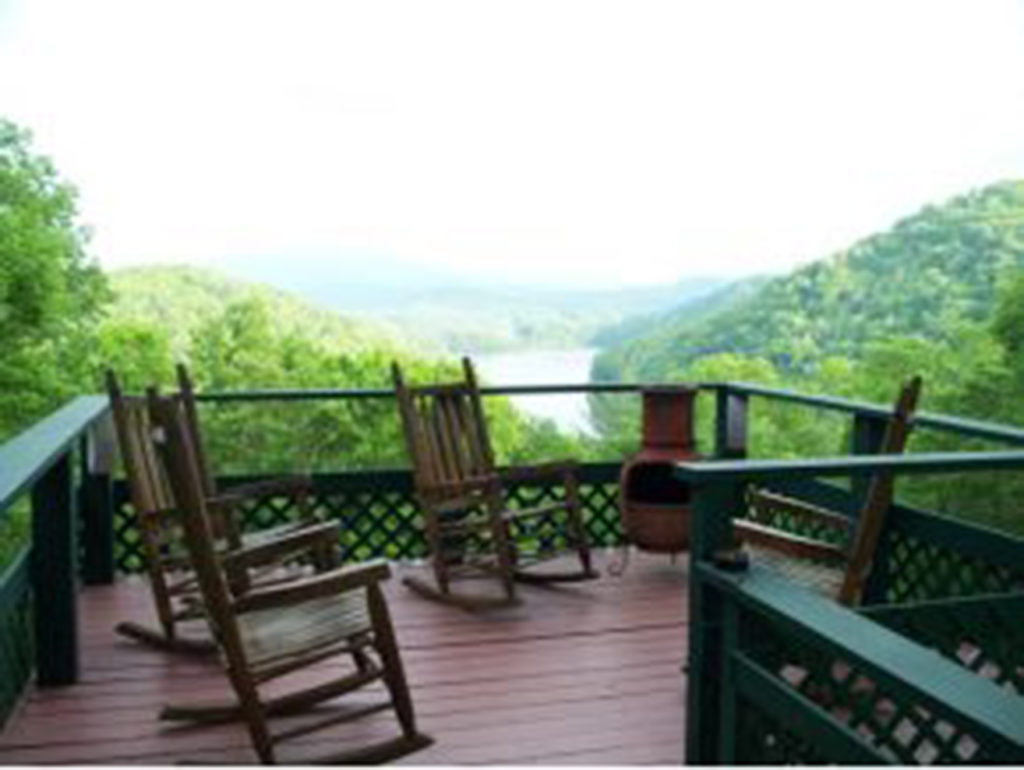 Watauga Lake View Vacation Rental