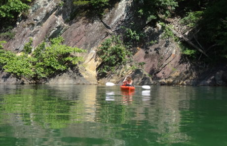 Watauga Lake Kayaking