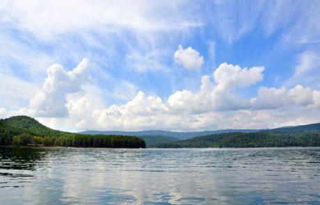 Watauga Lake Sky