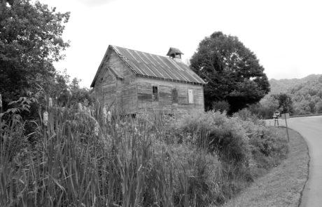 Vintage Buildings near Watauga Lake